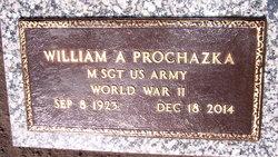 William Alan Prochazka