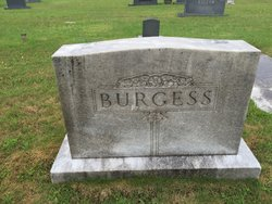 Rachel Annie <I>Fulks</I> Burgess