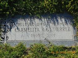 Carmelita R. Gutierrez