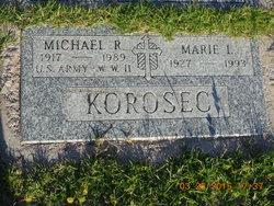 Michael Rudolph Korosec