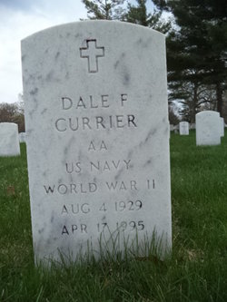Dale F Currier