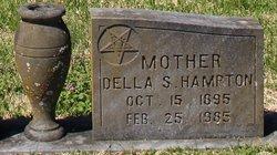 Della <I>Sanderlin</I> Hampton