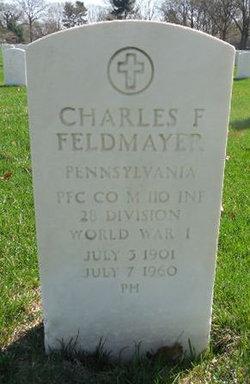 Charles F Feldmayer