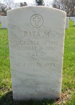 Rita M Feldmayer