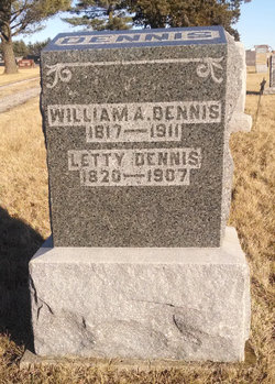 William A Dennis