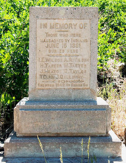 Pinhook Battle Site Cemetery
