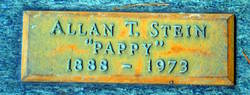 """Allan T """"Pappy"""" Stein"""