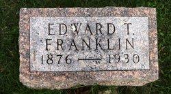 Edward Thomas Franklin