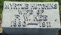 Myrtle <I>Hutchins</I> Kee