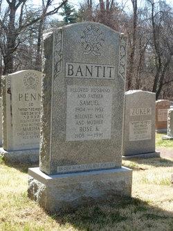 Mrs Rose K. Bantit