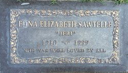 Edna Elizabeth Sawtelle