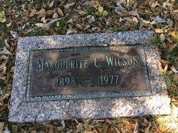 Marguerite Carmel <I>Becht</I> Wilson