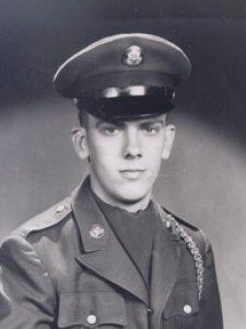 Pvt James Thurman Morris, Jr