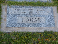 Harry W. Edgar