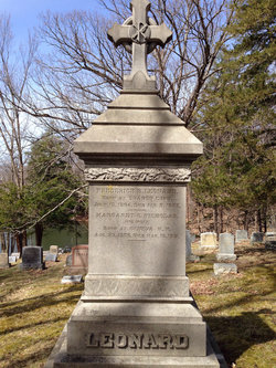 Dr Frederick Baldwin Leonard