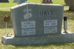 Myron E. Hays