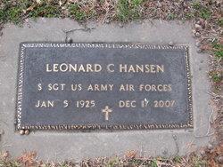 Leonard Charles Hansen