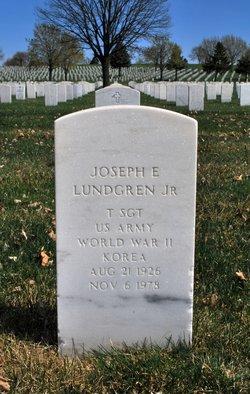 Joseph Elmer Lundgren, Jr