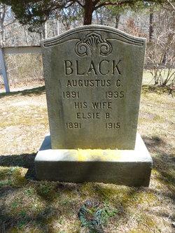Elsie B <I>Walker</I> Black