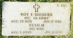 Roy Edward DeLozier