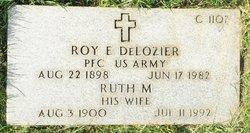 Ruth M Delozier