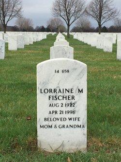 Lorraine M Fischer
