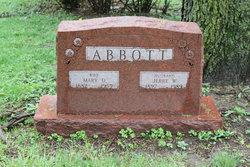 Mary D Abbott