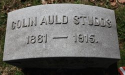Colin Auld Studds