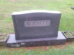 Emma <I>Smith</I> Burnett