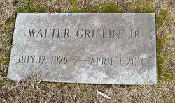 "Walter W ""Hank"" Griffin, Jr"