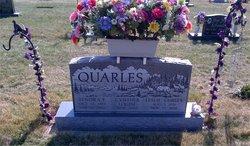 """Leslie Wayne """"Curley"""" Quarles"""