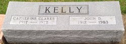 Catherine <I>Clarke</I> Kelly