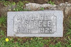 Margaret F. Steele