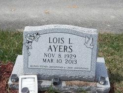 Lois L Ayers
