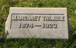 Maggie <I>Morrissey</I> Trimble