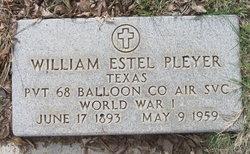 William Estel Pleyer