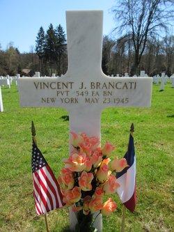 Pvt Vincent J Brancati