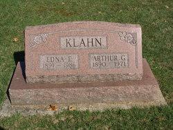 Edna E. <I>Winey</I> Klahn