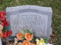 """Alvin Paul """"Al"""" Luchsinger"""