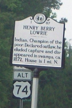 Henry Berry Lowrie