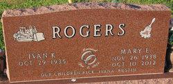 Mary E. <I>Allington</I> Rogers