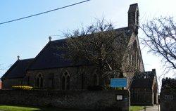 St John the Evangelist Churchyard