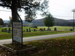 Cedar Bluff Baptist Church Cemetery