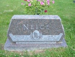 Evelyn J. <I>Dewitt</I> Neice