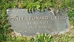 Toney Leonard Greco