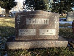 Ethel Garnet <I>Whitney</I> Smith