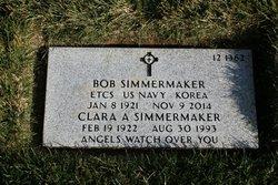 Clara A Simmermaker