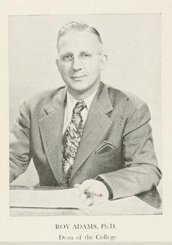 Roy Henry Adams