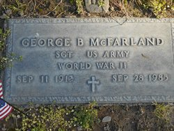 George Bradford McFarland