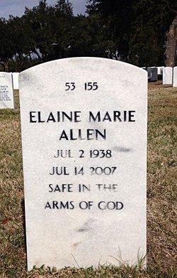 Elaine Marie Allen